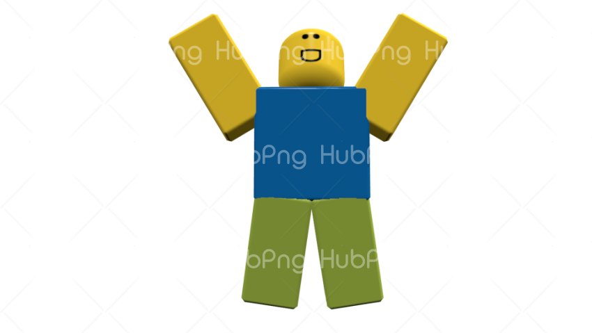 Roblox png happy Transparent Background Image for Free