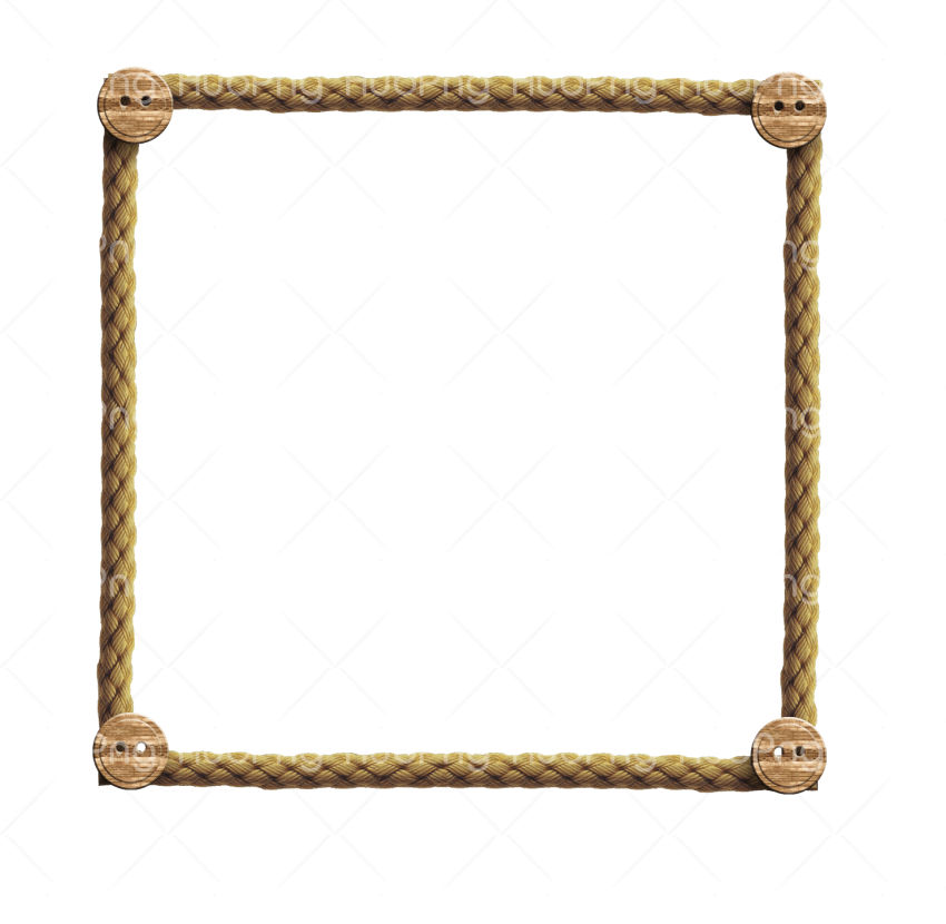 rope png frame Transparent Background Image for Free
