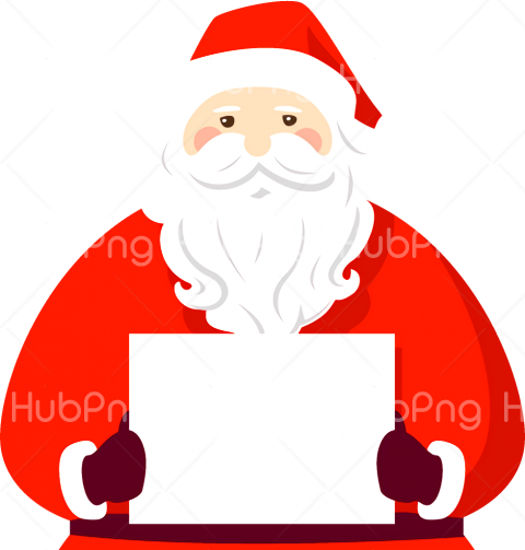 Santa claus cartoon png Transparent Background Image for Free