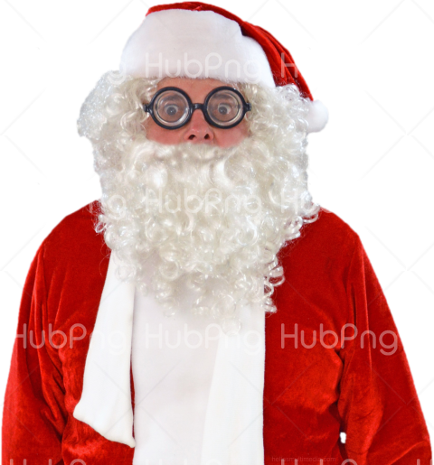 santa claus PNG hd Transparent Background Image for Free