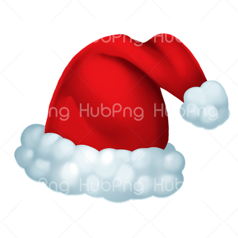 Santa Hat PNG hd Image Transparent Background Image for Free