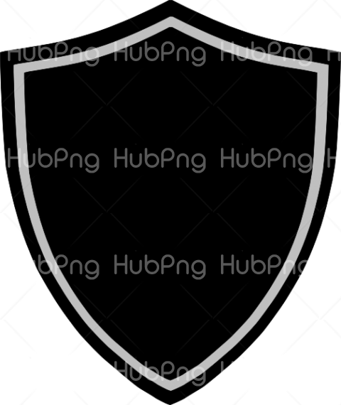 shield png black hd Transparent Background Image for Free
