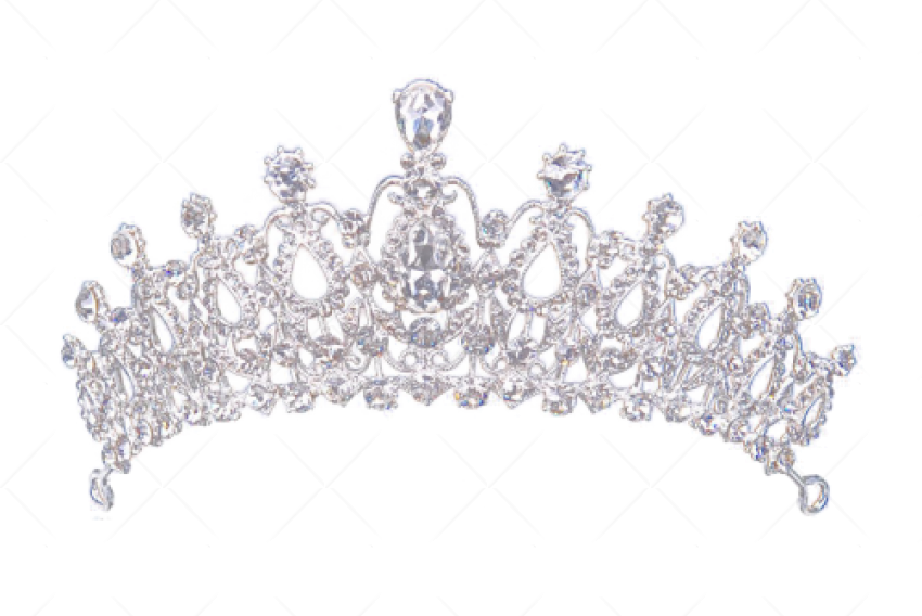 silver crown png Transparent Background Image for Free