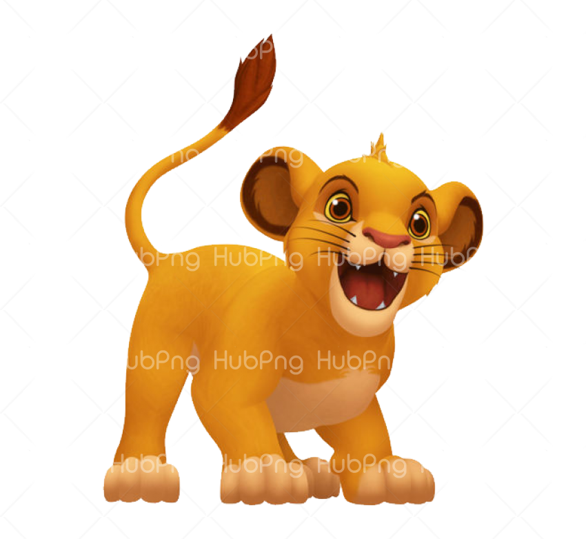 simba png hd Transparent Background Image for Free