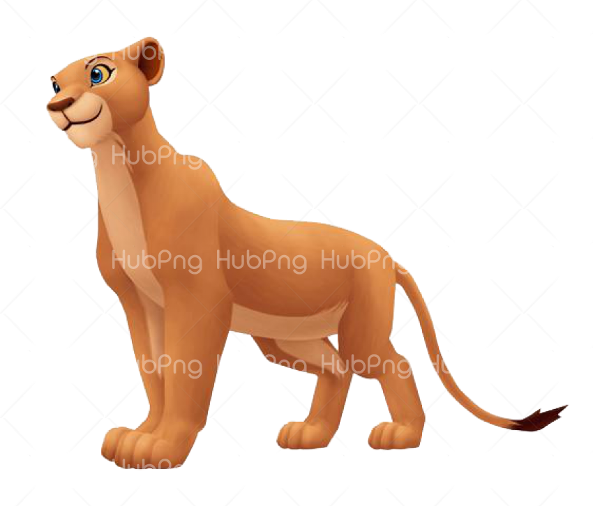 simba png vector hd lion Transparent Background Image for Free