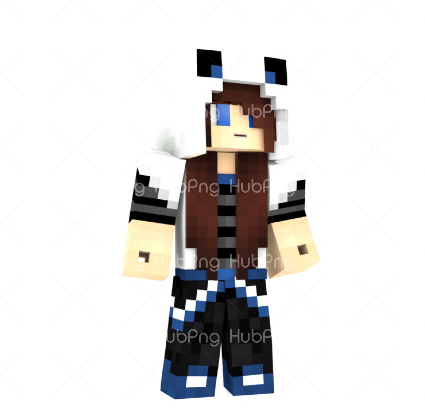 skin minecraft pe hd image Transparent Background Image for Free