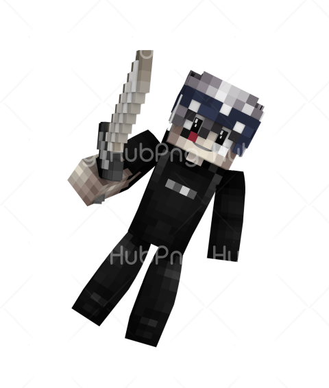 skins for minecraft games Transparent Background Image for Free