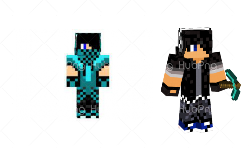 skins for minecraft png hd Transparent Background Image for Free
