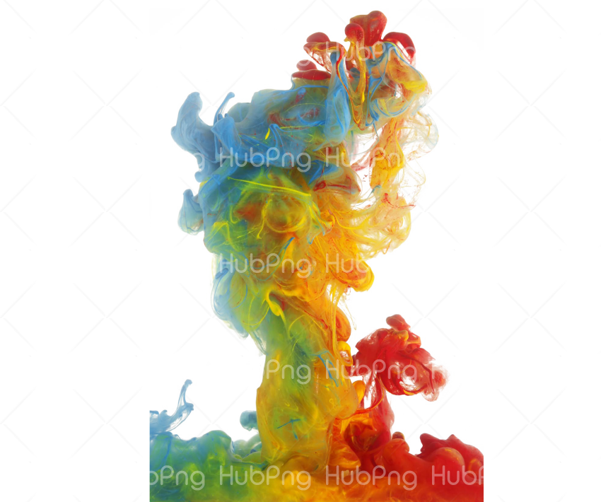 smoke paint splash png Transparent Background Image for Free
