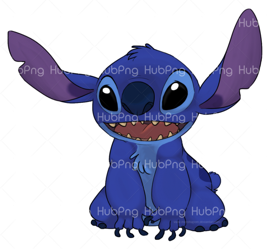 stitch png hd clipart Transparent Background Image for Free
