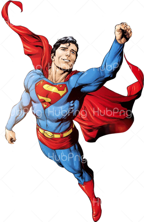 superman png clipart Transparent Background Image for Free