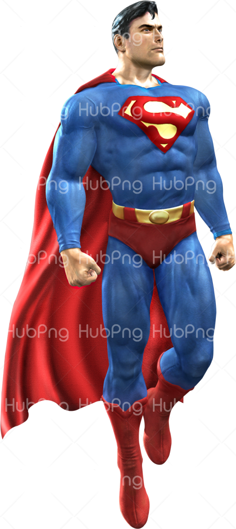 superman png hd clipart Transparent Background Image for Free
