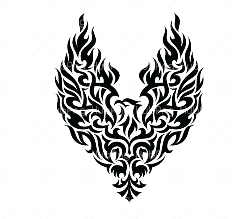 tattoo png bird Transparent Background Image for Free