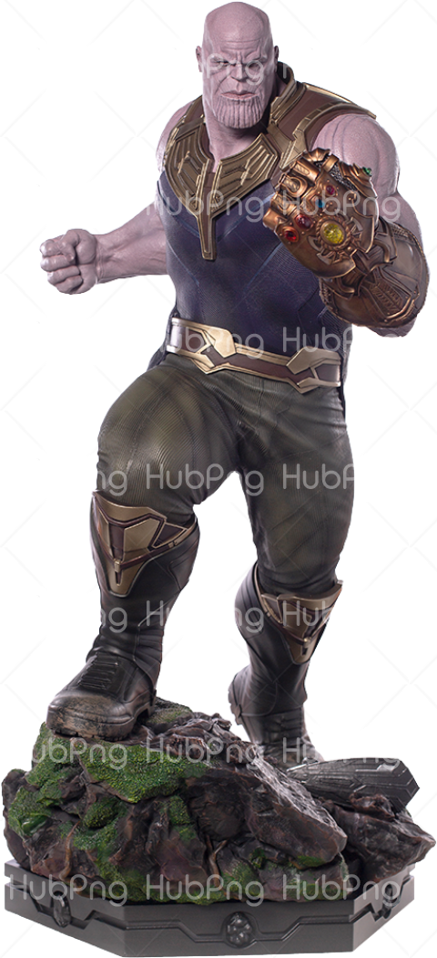 thanos png cartoon Transparent Background Image for Free