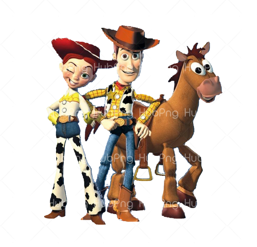 toy story png characters Transparent Background Image for Free