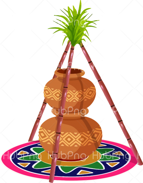 tree pongal png Transparent Background Image for Free