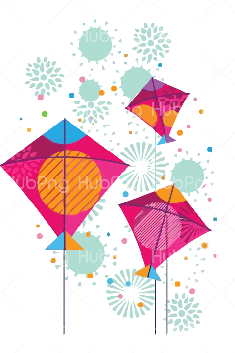 umbrella Makar Sankranti png Transparent Background Image for Free