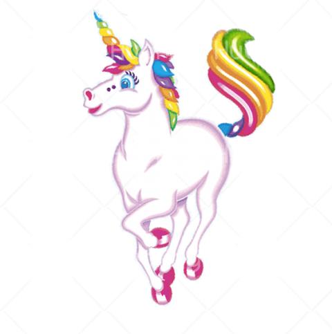 unicorn cartoon png Transparent Background Image for Free