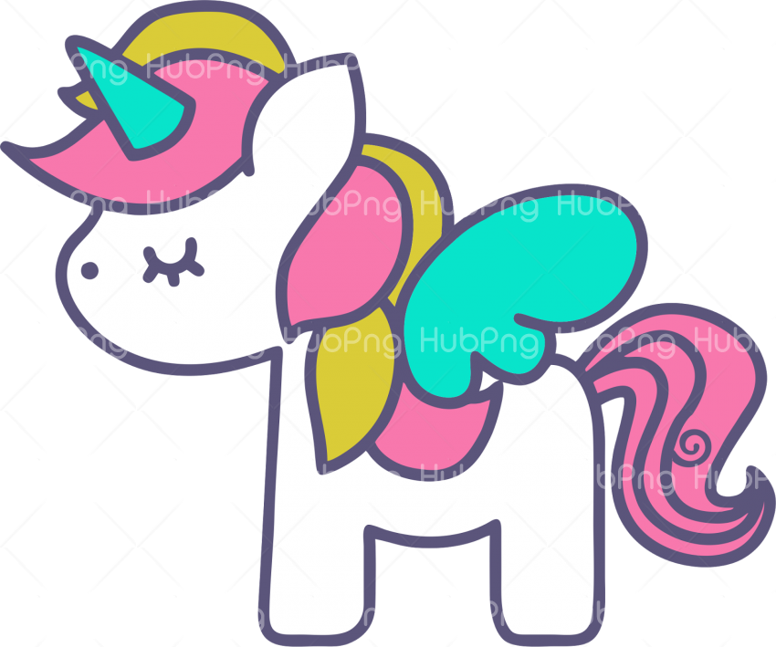 unicornio clipart png Transparent Background Image for Free