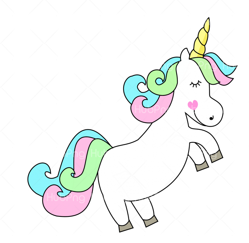 unicornio desenho  clipart png Transparent Background Image for Free