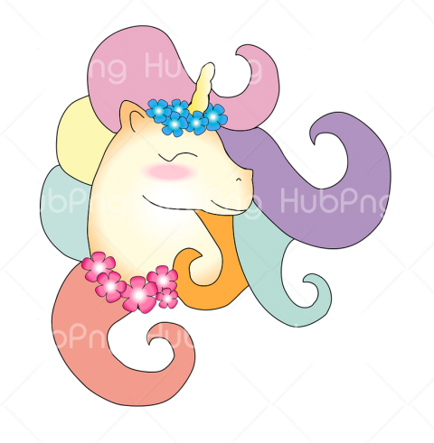 unicornio desenho  vector png Transparent Background Image for Free