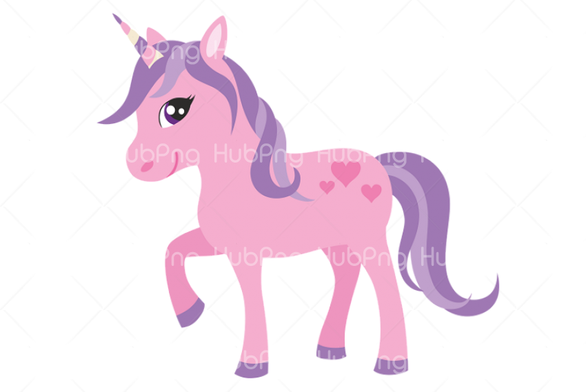 unicornio png Transparent Background Image for Free