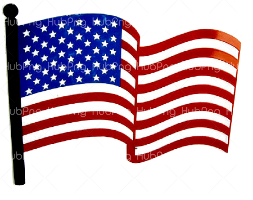 US Flag png Transparent Background Image for Free