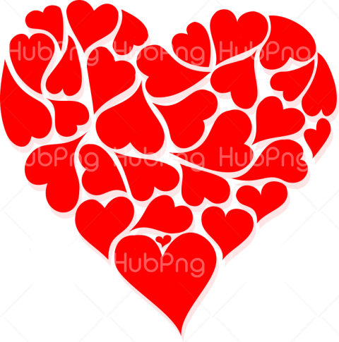 valentine heart png Transparent Background Image for Free