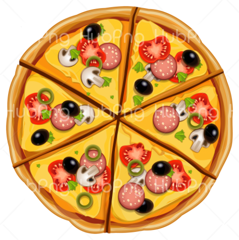 vector pizza png Transparent Background Image for Free