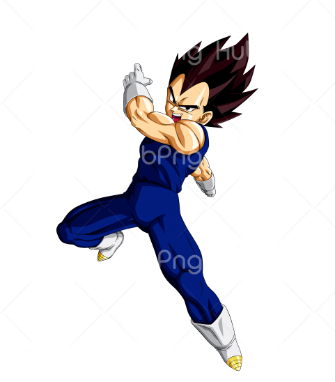 vegeta png hd Transparent Background Image for Free