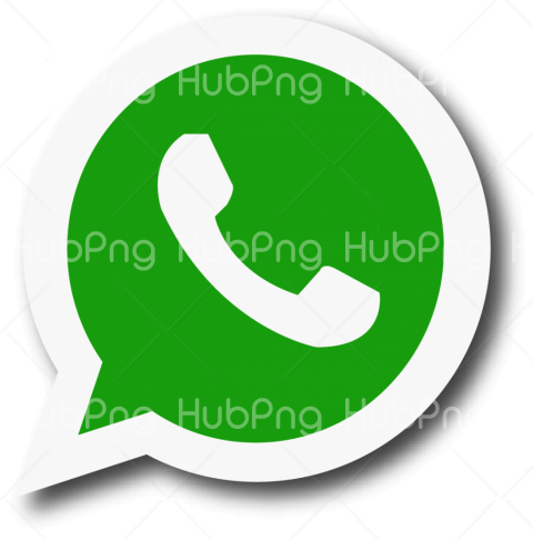 whatsapp logo png hd Transparent Background Image for Free