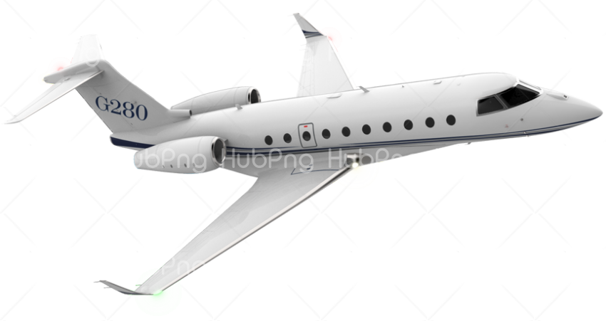white airplane png Transparent Background Image for Free