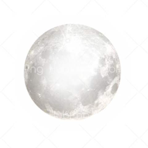 white moon png Transparent Background Image for Free