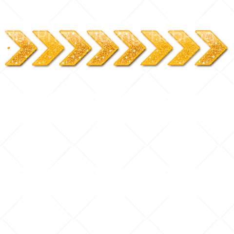 yellow flecha png Transparent Background Image for Free