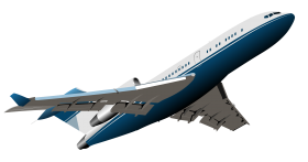 airplane png hd