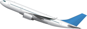 airplane png vector