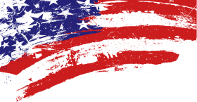 america flag clipart png