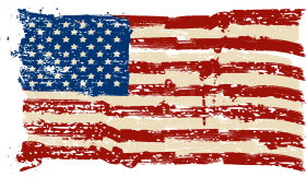 america US flag png clipart hd
