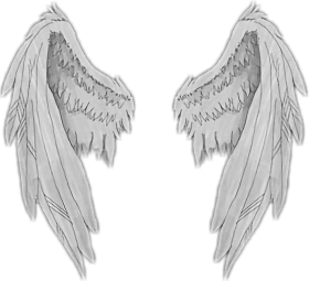 angel wings png, alas de angel png HD clipart