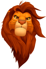angery lion simba png clipart hd