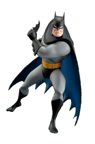 animated batman png hd