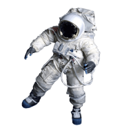 astronaut png real