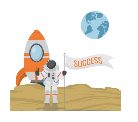 astronaut png vector space