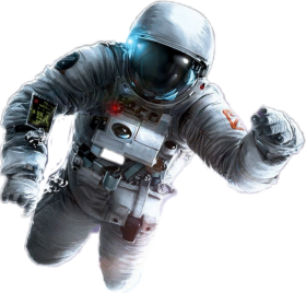 astronauta png fly
