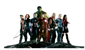 avengers cartoon png