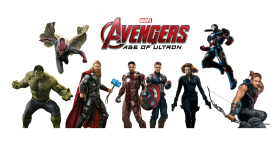 avengers png cartoon photo