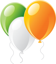 balloons png vector