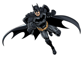 batman png flying