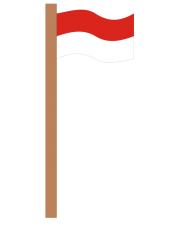 bendera indonesia flag png