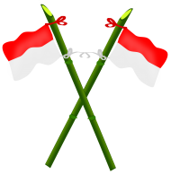 bendera indonesia png clipart vector hd